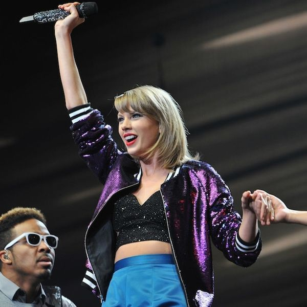 This Is the Surprising Crowdsourcing Campaign Taylor Swift Donated To