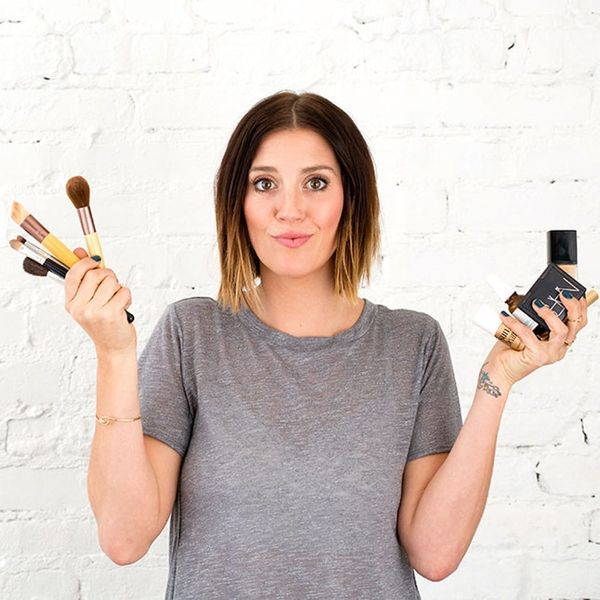 The Average Woman Owns *This* Much Makeup