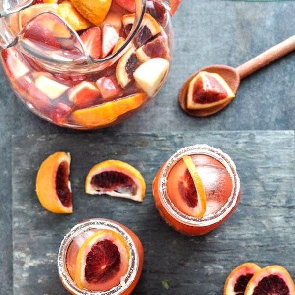 10 Sangria Recipes Perfect for Fall