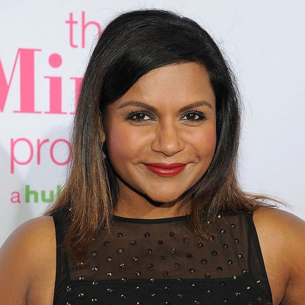 Mindy Kaling Swears by This Cheap + Easy Skincare Hack