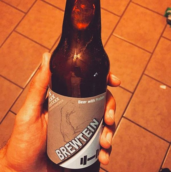 This Beer Wants to Help You Meet Your Fitness Goals