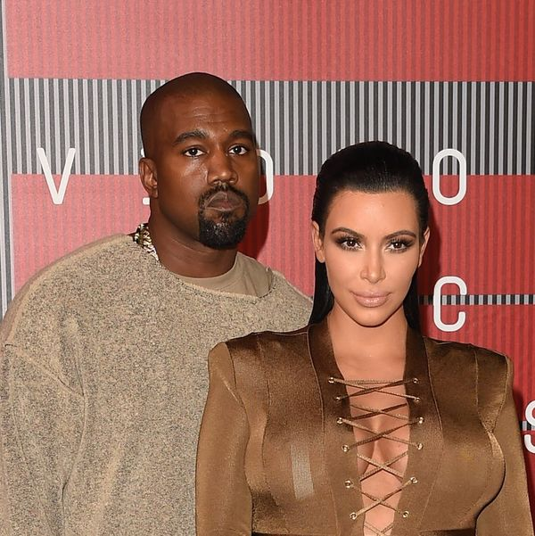 Kim Kardashian Reveals a Baby Name She likes… But Kanye's Not a Fan Of