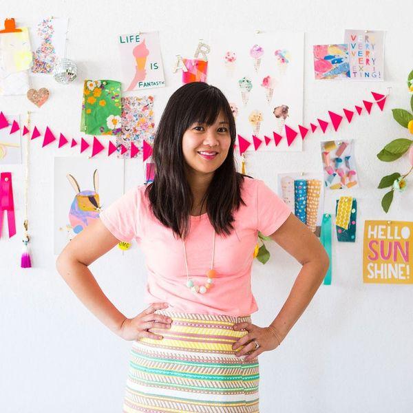 Meet Joy Cho, the Brilliant Designer and Blogger Behind Oh Joy!