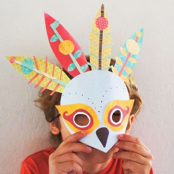 12 Kids' Halloween Costumes You Can Make With JUST Your Printer