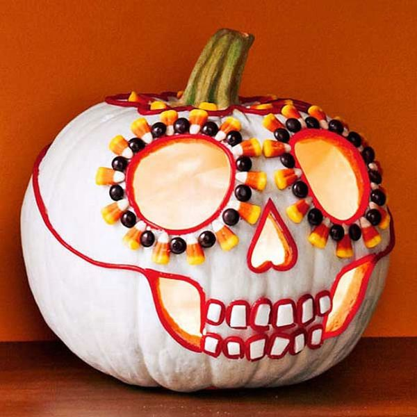 15 Sweet Ways to Decorate With Halloween Candy