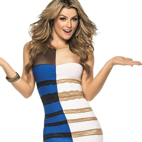 You Can Now Wear #TheDress as a (Sexy) Halloween Costume