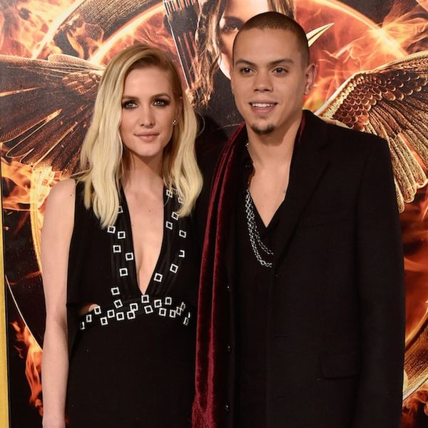 Ashlee Simpson's Family Portrait With Her Newborn Will Make You Go Aww