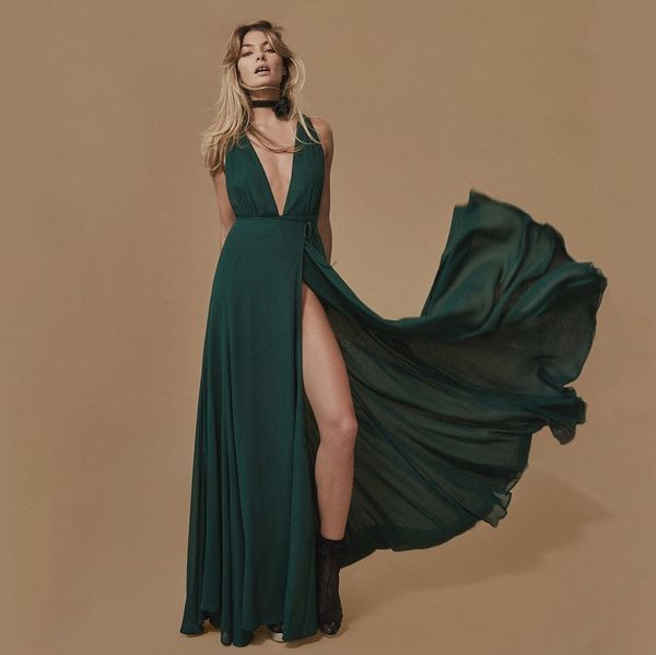 Reformation's Fall Line Makes Affordable Wedding Style Look GOOD