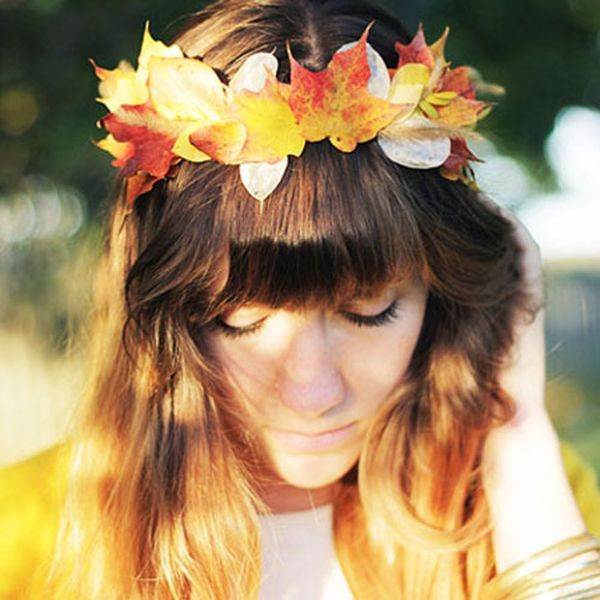 12 Pretty Fall DIYs to Get You in Touch With Nature