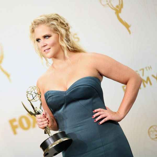 See How JLaw Surprised Amy Schumer After the Emmys