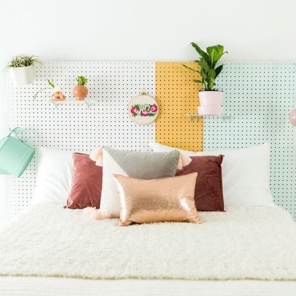 20 Ways to Make a Headboard Out of Almost Anything