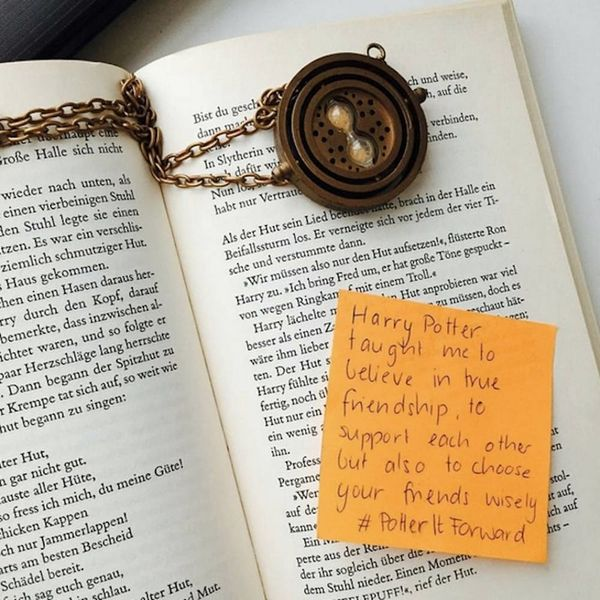 You'll Love The Way Adult Harry Potter Fans Are Spreading Love of the Series