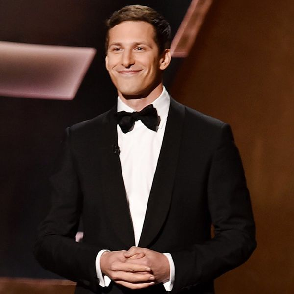 Andy Samberg Gave Out a Legit HBO Now Password at the Emmys