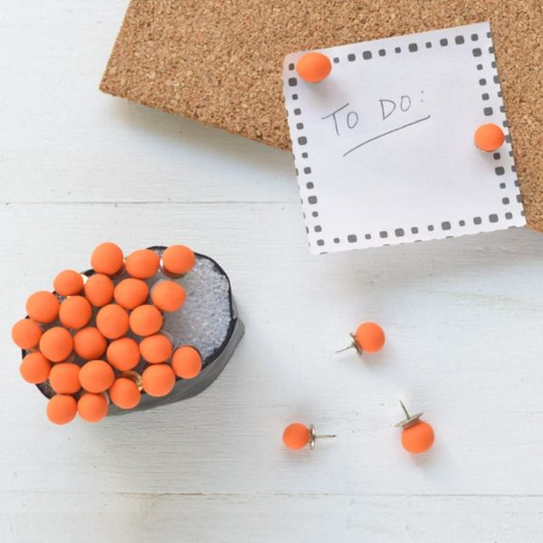 This Office Supply DIY Turns Your Pins into Sushi