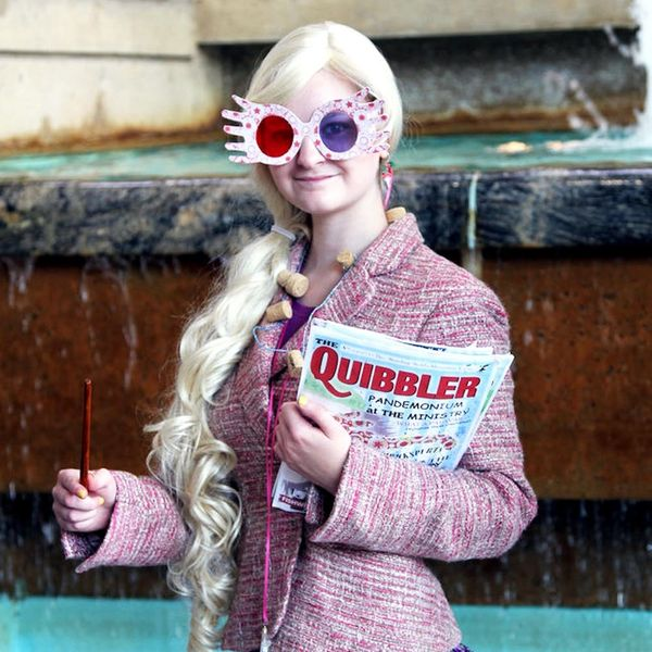 19 of the Best Literary Halloween Costumes for Book Lovers