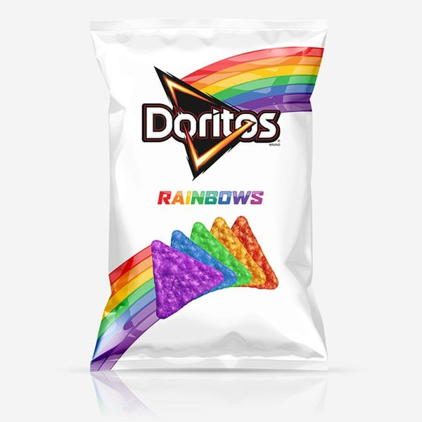 Crazy New Doritos + Unicorn Gin = Your New Favorite WTF Food Combo