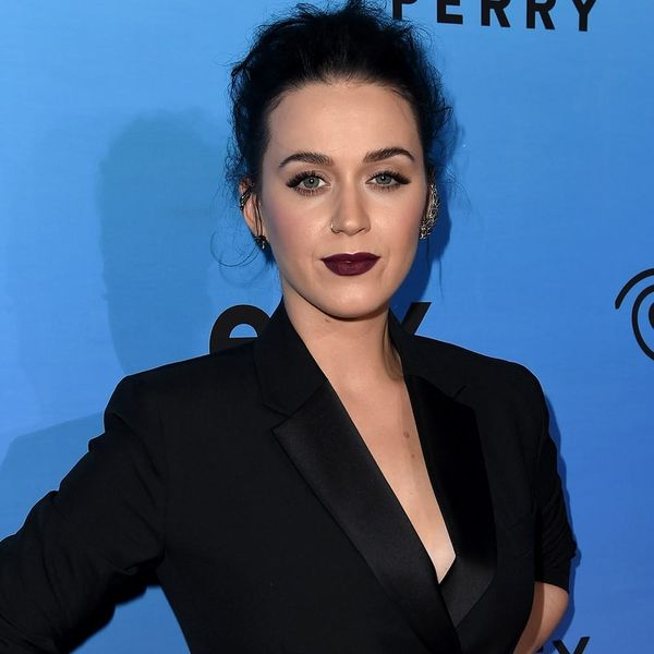 Katy Perry Just Dyed Her Hair the Perfect Fall Color