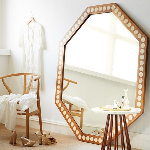 17 Beautiful Oversized Mirrors to Make Any Space Feel Bigger