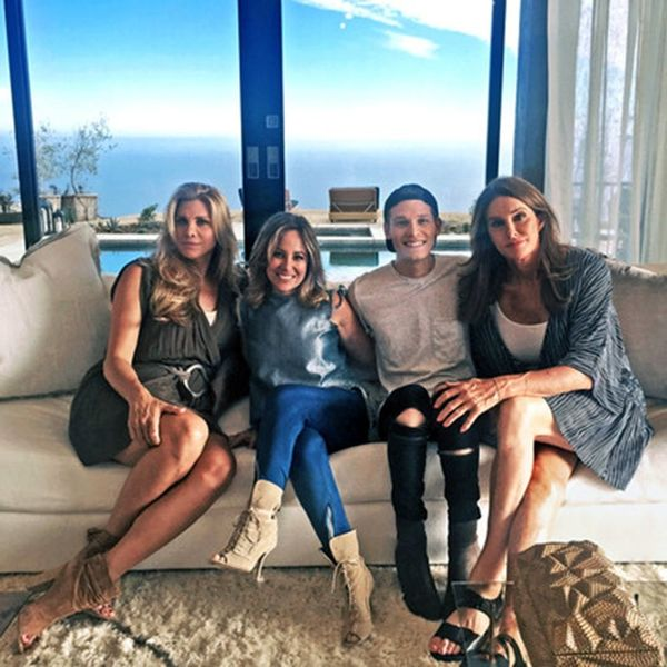 Take a Peek Inside Caitlyn Jenner's Glamorous Malibu Home