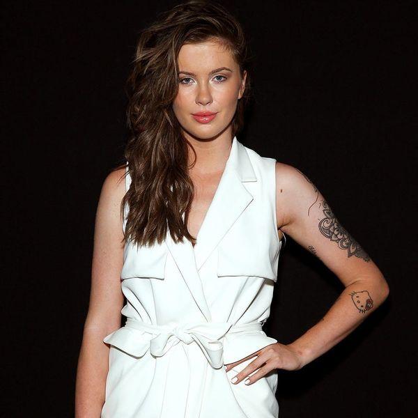 Ireland Baldwin Just Got a Major Pop Culture Icon Tattoo