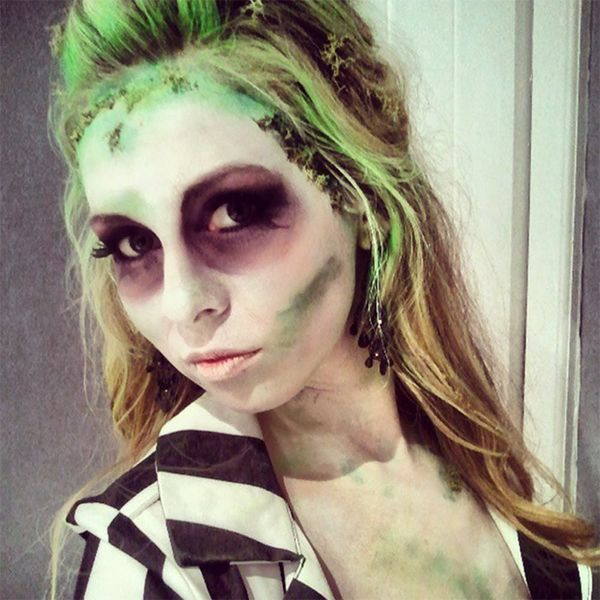 14 Scary Chic Halloween Costumes