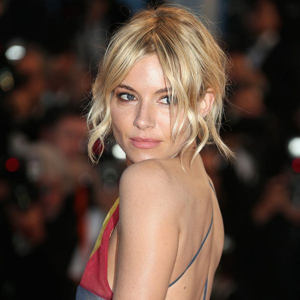 Sienna Miller Just Gave Us the Perfect Fall Hair Inspiration