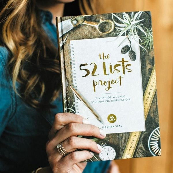 5Reasons You Should Be Journaling Every Week