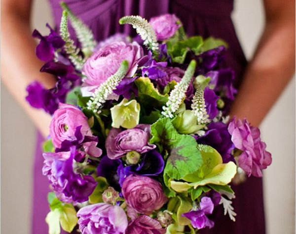 7 Unexpected Wedding Color Combos to Consider
