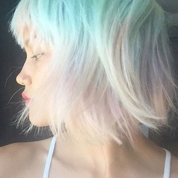 Opal Hair Is the Most Magical Hair Dye Trend Yet