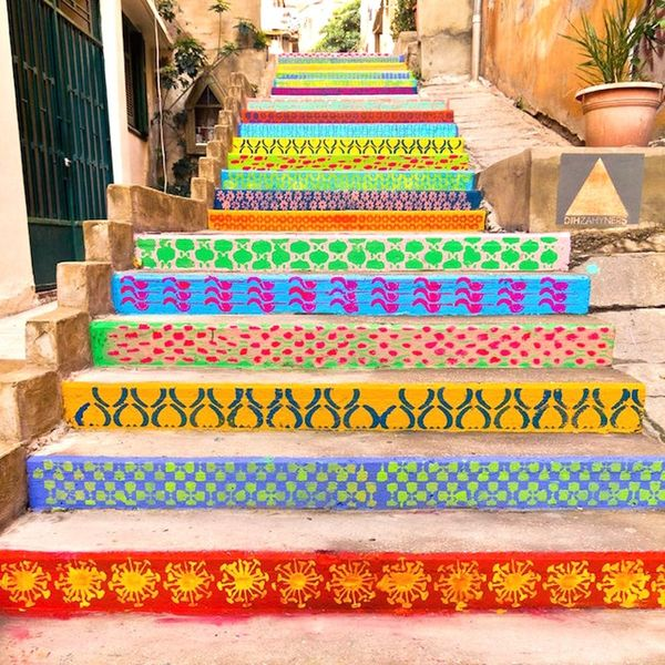 16 Stairs Around the World That Are Giant Pieces of Art