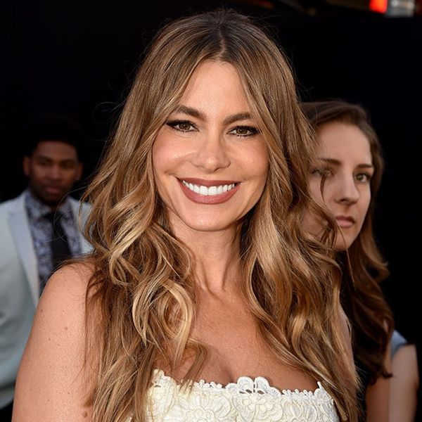Sofia Vergara Will Inspire You to DIY This for Your Wedding Day