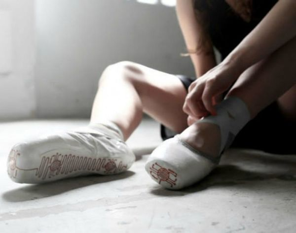You Have to Check Out These Arduino-Powered Ballet Slippers