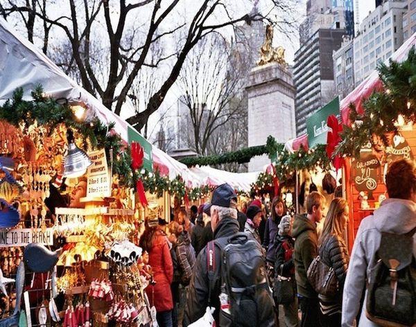 From Glühwein to Weinerschnitzel: 18 of the World's Best Christmas Markets