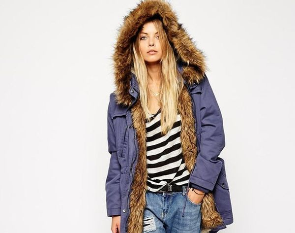 15 Parkas Perfect for Playing in the Snow