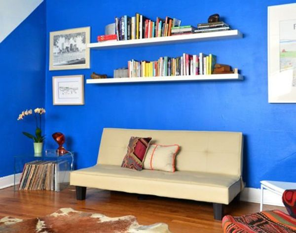 11 Creative Ways to Add Color to a Small Space