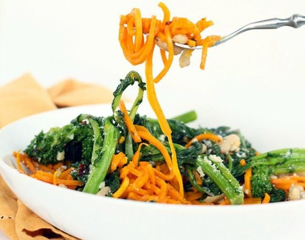 How to Turn Vegetables Into Noodles for a Carb-Free Holiday Treat