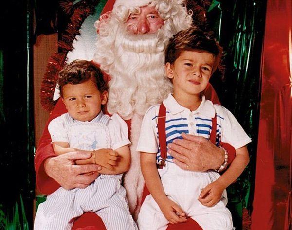 #TBT: 15 Instagrams of Santa's Lap Fails