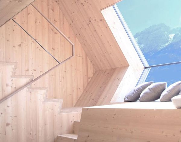 Take a Tour Inside This 484-Square-Foot Austrian House