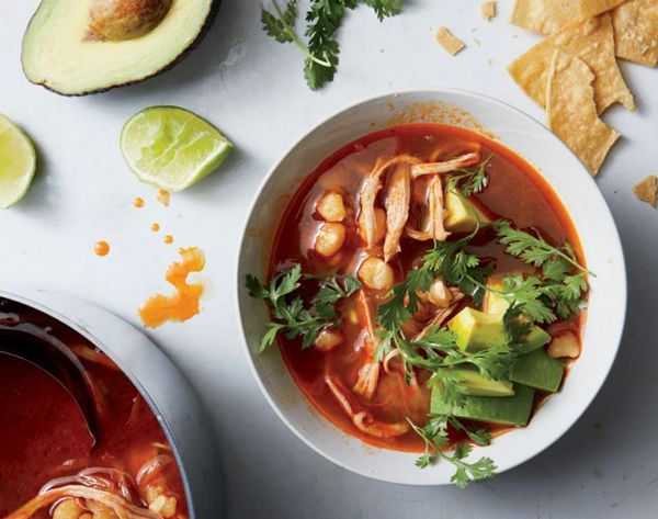 16 Super Soup Recipes to Use Up Leftover Turkey