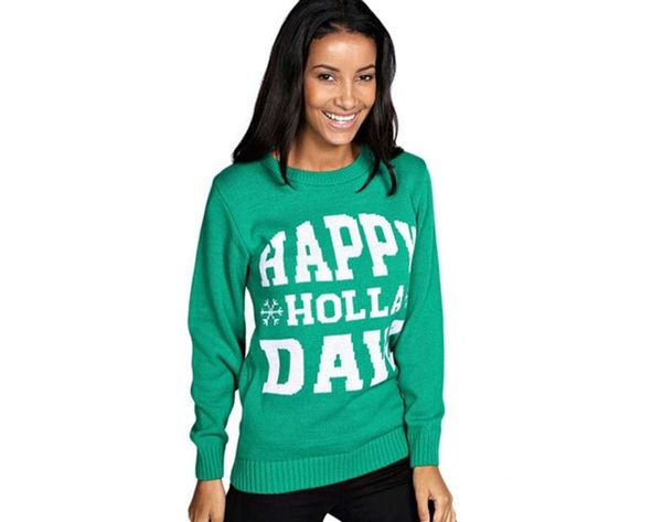 35 Hilariously Hideous Christmas Sweaters