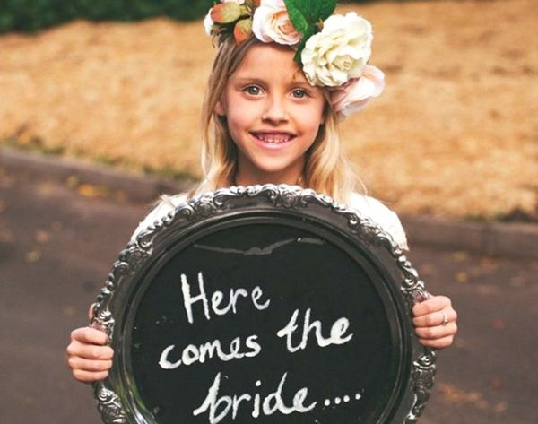 Write On: 21 Chalkboard-Inspired Wedding Ideas