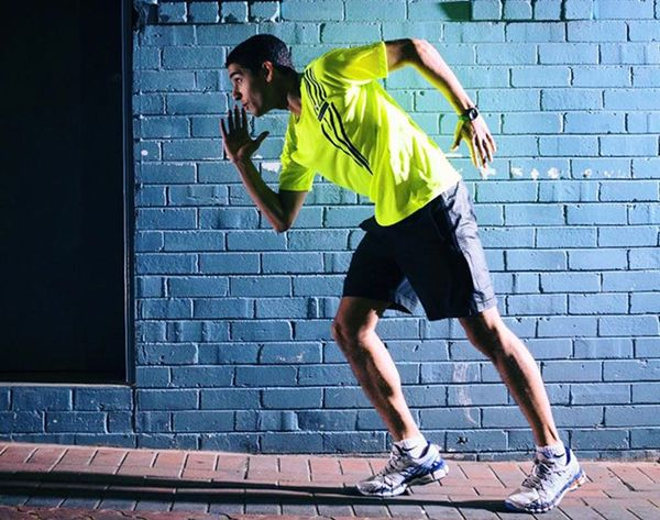 Your Nighttime Workouts Just Got a Whole Lot Safer