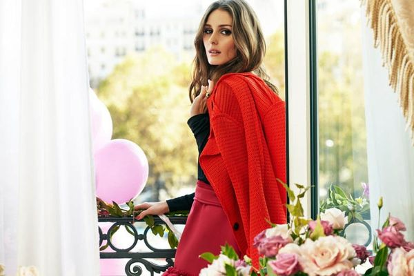 See Olivia Palermo's Style Hack for Dressing Up Denim