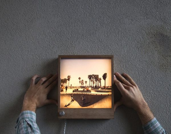 This Kickstarter Wants to Frame Your Instagram Pics