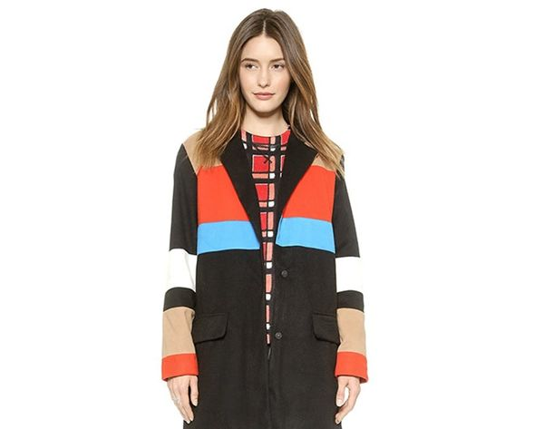21 Crazy Colorful Coats to Rock This Winter