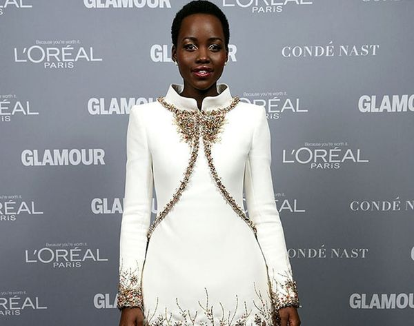 New Celeb Trend: Lupita Nyong'o Will Make You Want a Body Chain