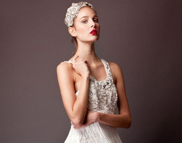 All That Jazz: '20s Inspired Wedding Dresses