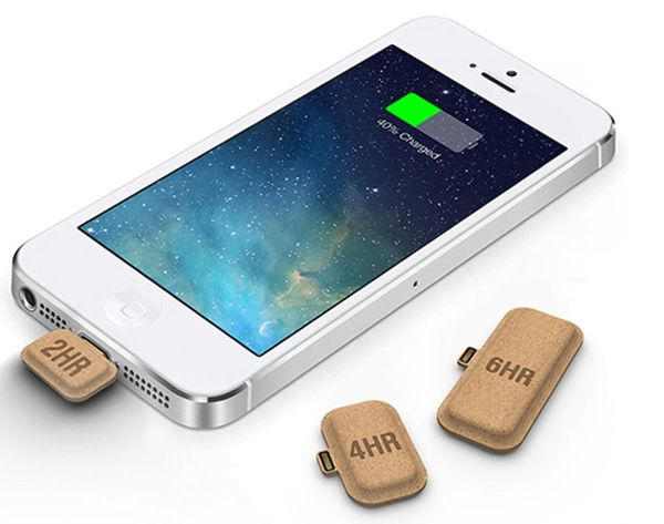 These Tiny Batteries Are the Most Portable Phone Chargers Yet