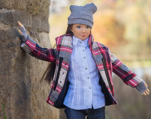 This Realistic Doll Is About to Kick Barbie to the Curb