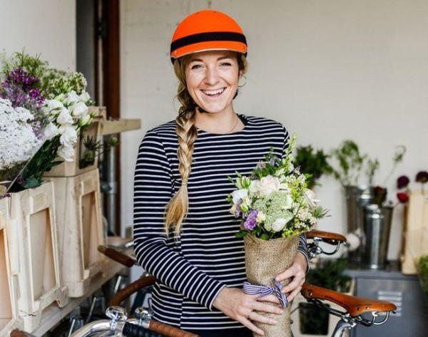 This Bike Helmet Is More Dapper Than Dorky